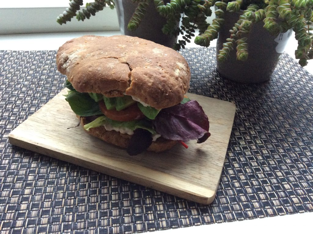 glutenfri sandwichbrød