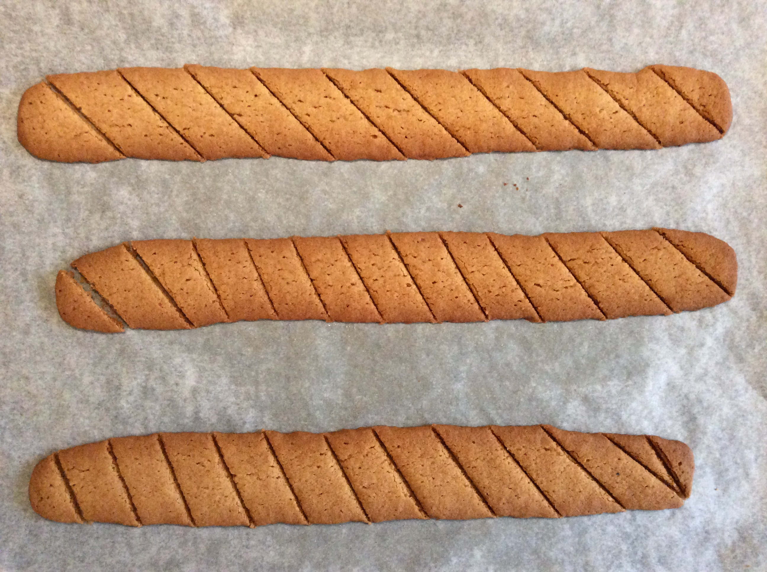 Julebag - glutenfri småkager med sirup