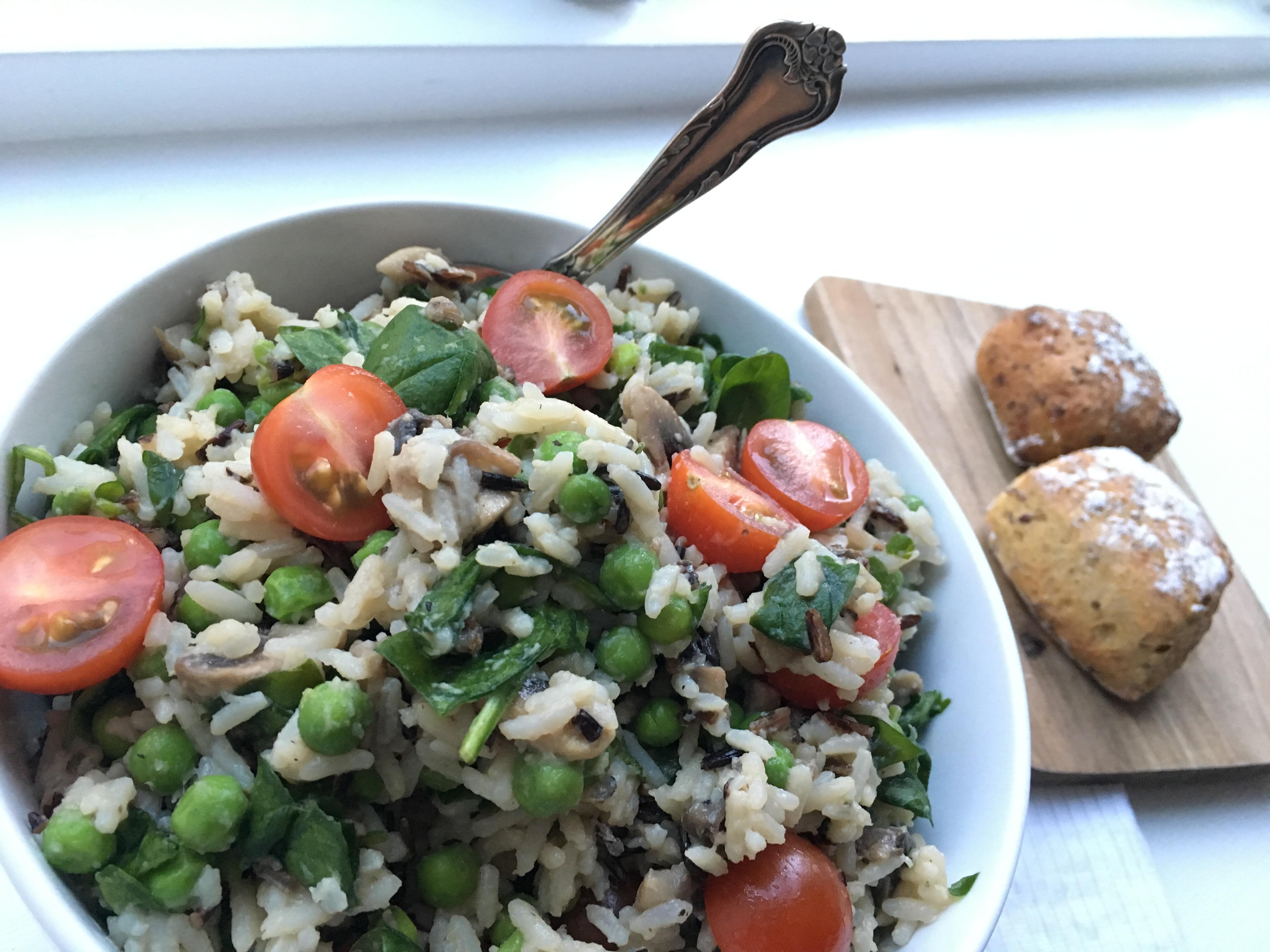 Risret – glutenfri frokost